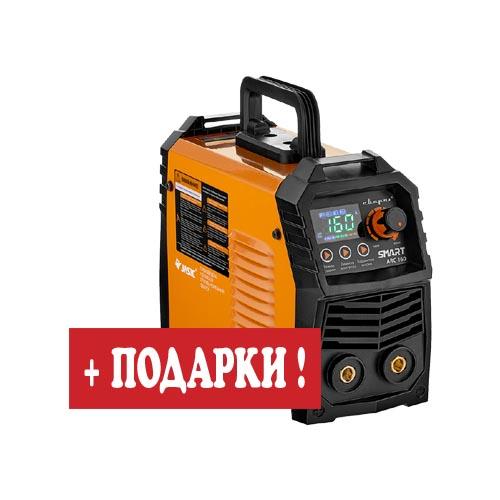 """Инвертор сварочный ARC 160 """"REAL SMART"""""""