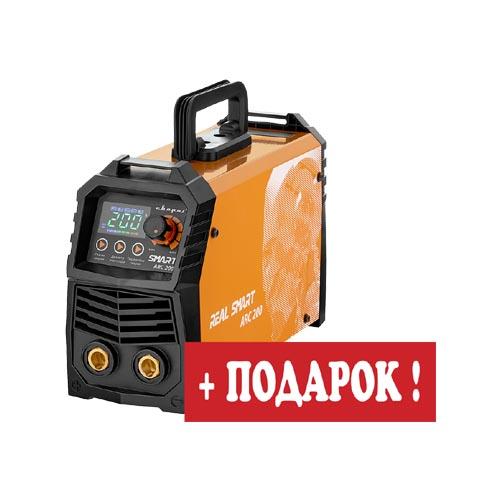 Инвертор сварочный ARC 200 ''REAL SMART''