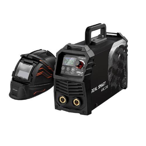 Инвертор сварочный ARC 200 ''REAL SMART'' Black